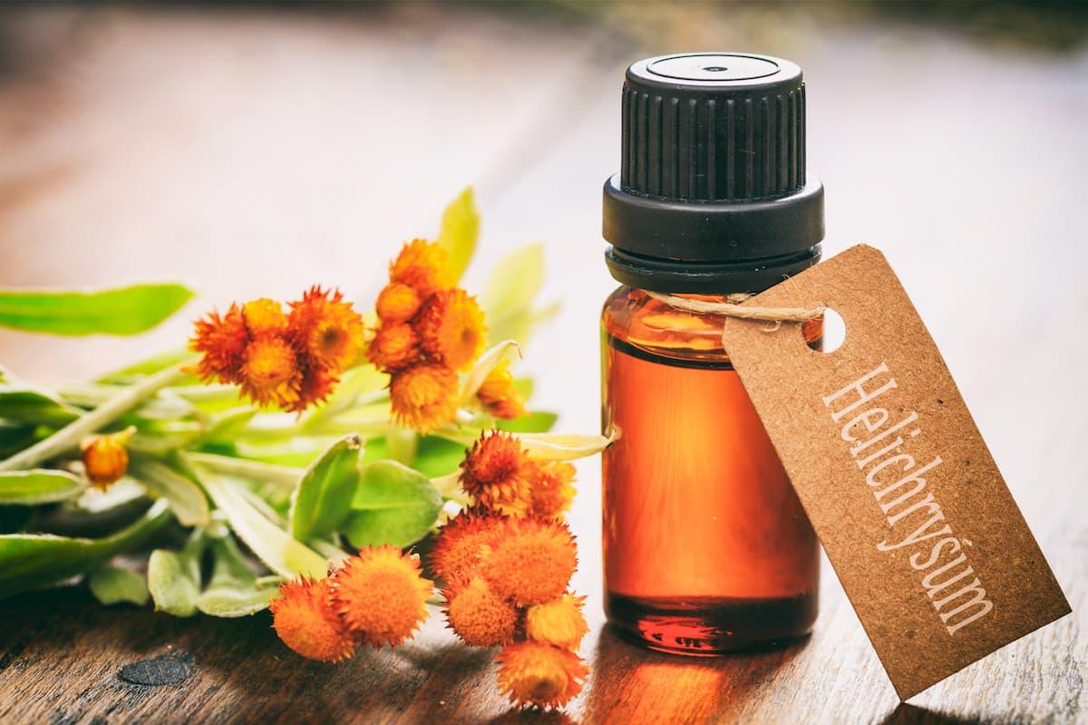 Huiles Essentielles Contre Les Souris huile essentielle d'immortelle (hélichryse italienne