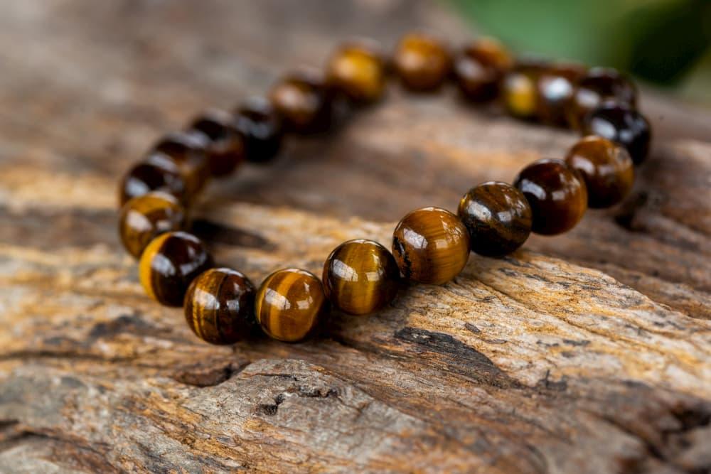 bracelet oeil-de-tigre