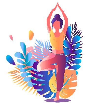 yoga maison