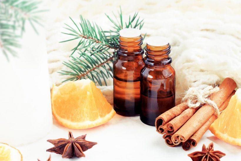 Quelles sont les huiles essentielles stars de l'hiver ? 9 recettes réconfortantes !