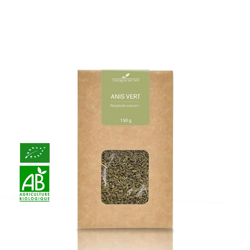 graines d'anis vert bio