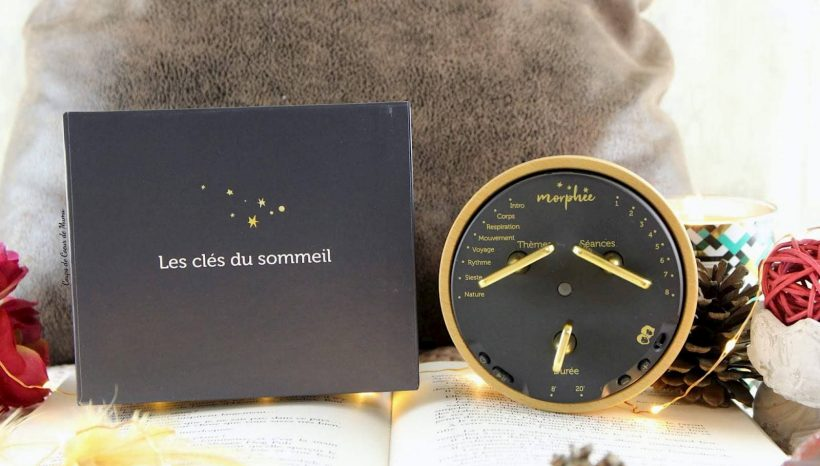 Morphée Box, avis sur la « boîte de sommeil » méditative