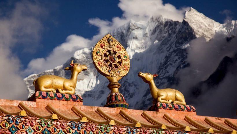 Les 8 symboles du bouddhisme tibétain