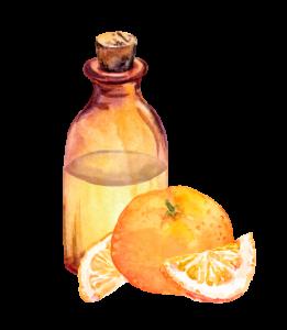 utilisations huile essentielle d'orange douce